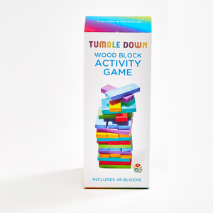 Kid's Tumbling Blocks Game