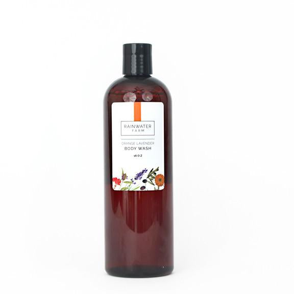 Orange Lavender Body Wash