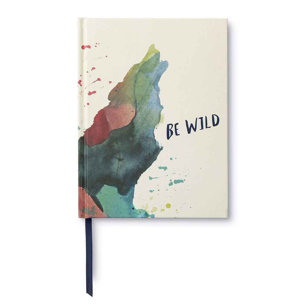Be Wild- Journal