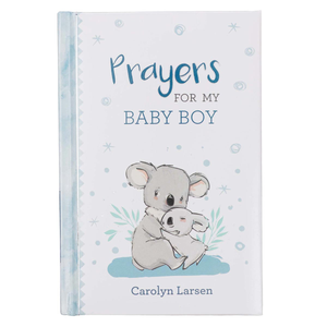 Prayers for My Baby Boy- Gift Book