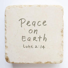 Load image into Gallery viewer, Luke 2:14 Scripture Stone