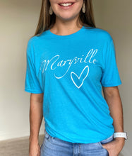 Load image into Gallery viewer, SALE- For the Love of Maryville Tee