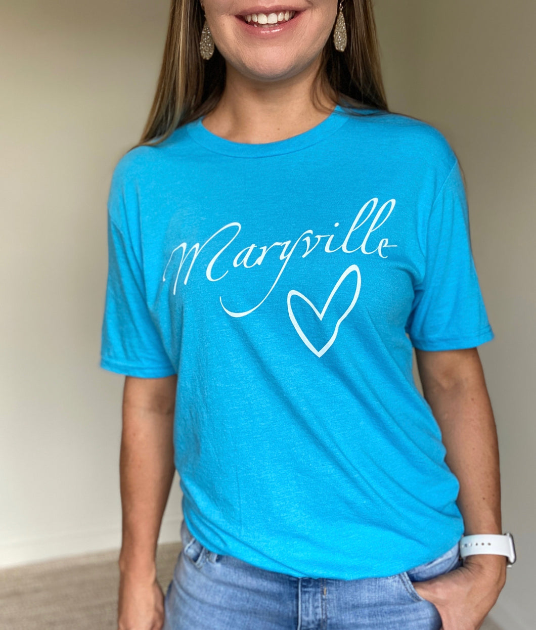 SALE- For the Love of Maryville Tee
