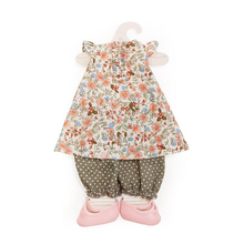 Load image into Gallery viewer, Doll Clothes- Florabundra Bloomer Set