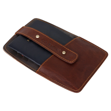 Load image into Gallery viewer, Recycled Leather 5 Star Credit Card Wallet