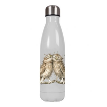 Load image into Gallery viewer, Owls Water Bottle