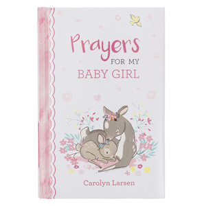 Prayers for My Baby Girl- Gift Book