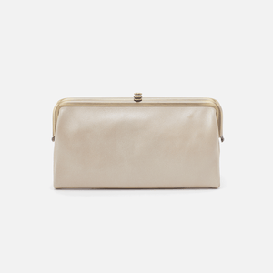 Lauren Clutch Wallet in Limited Edition Sandshell