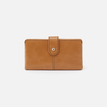 Load image into Gallery viewer, Marshal Wristlet Wallet in Honey