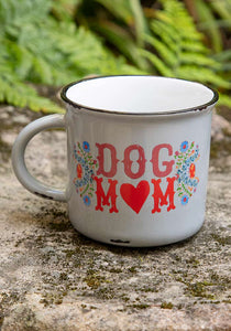Dog Mom- Camp Mug