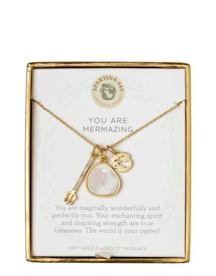 Spartina You are Mermazing Necklace