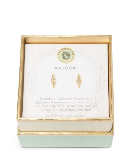 Spartina Kaboom Earrings