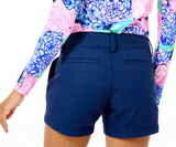 "Lilly Pulitzer 5"" Callahan Short True Navy"