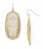Kendra Scott Danielle Earring Filigree