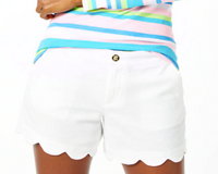Lilly Pulitzer Buttercup Short White