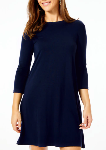 Lilly Pulitzer Ophelia Dress Navy