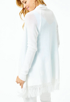 Lilly Pulitzer Tatum Cardigan white
