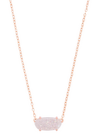 Kendra Scott Betty Rose Gold Necklace