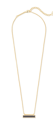 Kendra Scott Leanor Gold Necklace