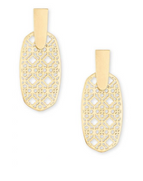 Kendra Scott Aragon Earrings in Filigree