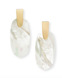 Kendra Scott Aragon Earring with Ivory MOP