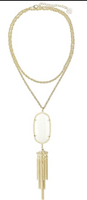 Kendra Scott Rayne Gold Necklace