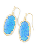 Kendra Scott Dani Earrings Kyocera Opals