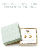 Spartina Trust Earrings Gold