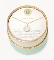 Spartina Survivor Necklace
