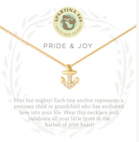 Spartina Pride and Joy One Anchor Necklace