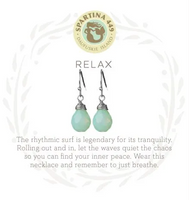 Spartina Relax Earrings Silver