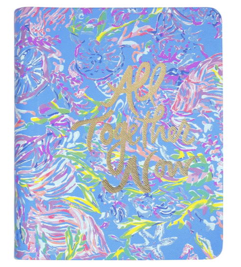 Lilly Pulitzer Journal All together now