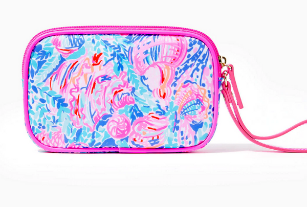Lilly Gillie Wristlet Treasure Trove