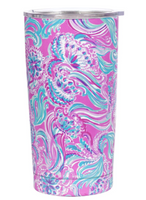 Lilly Pulitzer Insulated Tumbler in Don't Be Jelly