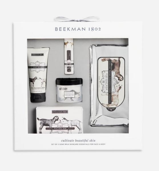 Beekman 1802 Pure unscented Favorites Gift Set