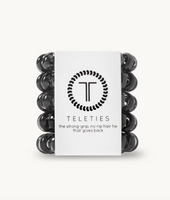 Tiny teleties jet black