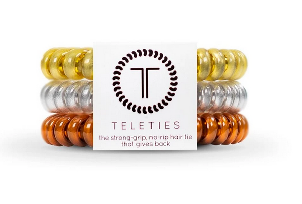"Teleties Small 3 pack ""Victory Lap"""