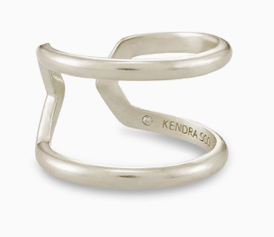 Kendra Scott Mikki Ring in Silver