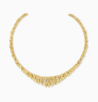 Kendra Scott Rylan Circle Necklace in Gold