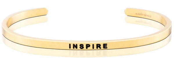 MantraBand Gold Inspire