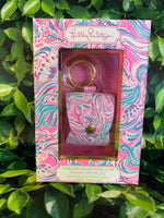 Lilly Pulitzer Wireless Headphone Case in Don't Be Jelly