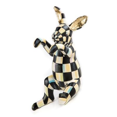 MKC Funny Bunny Courtly Check