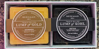 Beekman 1802 Gold and Kohl gift set