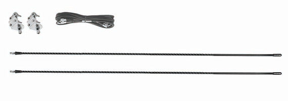 FLTANTB2B (Pack Of 50) ANTENNA,FLEETRITE 2-FT. CB ANT