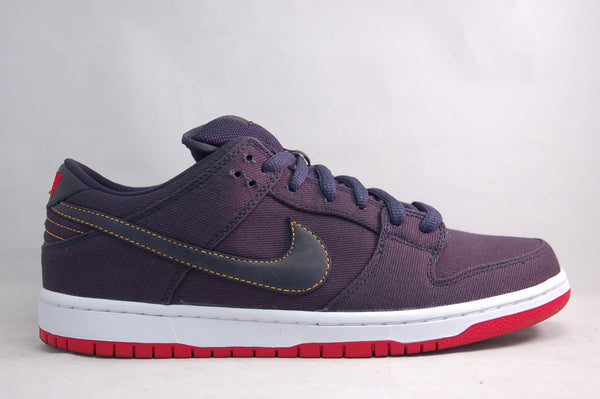 Nike SB Dunk Low Levi Blue Denim