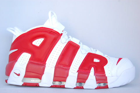 Nike Air Max Uptempo White/Red