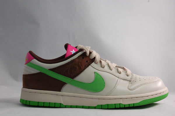 Nike Dunk Low Tan/Green
