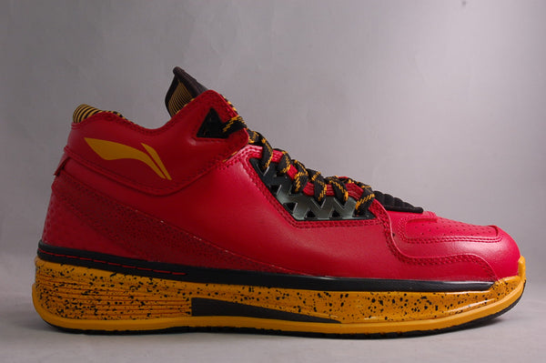 Li Ning WOW Code Red