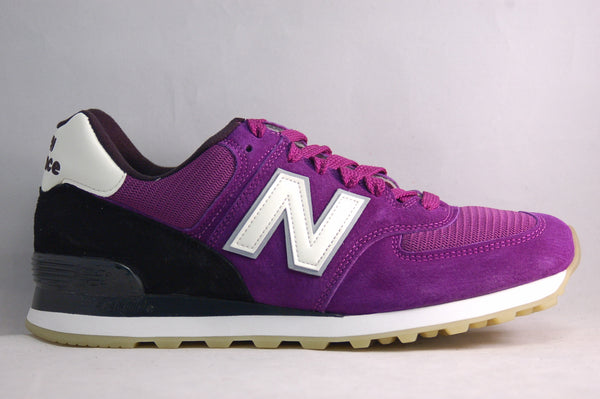 New Balance Purple Glow In The Dark