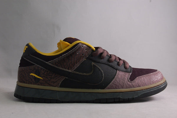 Nike SB Yellow Curb